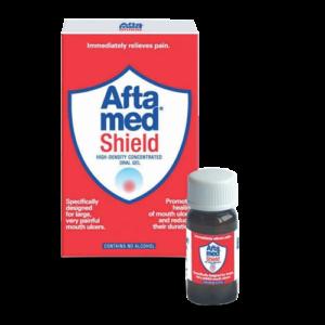 Aftamed shield