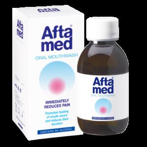 Aftamed tekućina za ispiranje usta